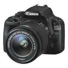 Canon EOS 100D Digital SLR Camera (EF-S 18-55 mm f/3.5-5.6 IS STM Lens 18 MP)
