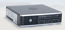 HP Compaq Elite 8000 USFF Core 2 Duo 3.00GHz  4GB Ram 160GB HDD w/Power adapter