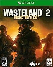 Wasteland 2: Director's Cut USED SEALED (Microsoft Xbox One, 2015)