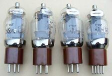 4x G-807 / G807 / 807 / 6P7S BEAM TETRODE Tubes Lot of 4pcs