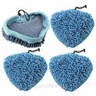 4 x Coral Microfibre Cloths Covers Pads for HYUNDAI 1500W Steam Cleaner Mop