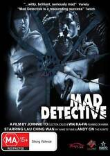 Mad Detective * NEW DVD * Kelly Lin Lau Ching-Wan Kam-Ling Andy On Chi-Kit