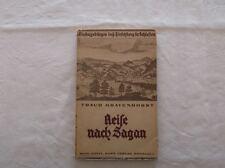 Buch - Reise nach Sagan - Schlesische Novelle - Original von 1932  /S54