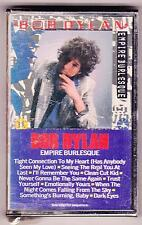 BOB DYLAN - Empire Burlesque (1985) rare Cassette tape NEW!