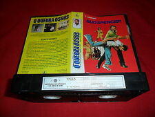 1978 Piedone l'africano  VHS 1stED PAL Bud Spencer PORTUGAL Flatfoot in Africa