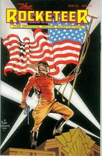 Rocketeer: The Official Movie Adaptation (Russ Heath, bookshelf ed.) (USA, 1991)
