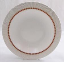 Villeroy & and Boch GOLDEN GARDEN PEARLS dessert / soup rimmed bowl 20cm NEW