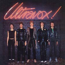 Ultravox! - Ultravox! (Ltd 180g Red 1LP Vinyl + CD) 40th Anniversary, NEU+OVP!