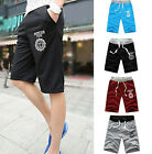 Men's Casual Cotton Shorts Pants Gym Trousers Sport Jogging Trousers  1CAMG