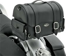 Saddlemen Express Drifter Trunk Bag Sissy Bar Back Rest Motorcycle Luggage