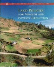 Land Policies for Growth and Poverty Reduction (World Bank Policy Rese-ExLibrary