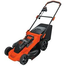 Black & Decker MM2000 13 Amp Corded Mower, 20-Inch -New and Ships FAST top rated