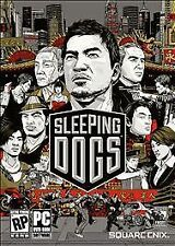 Sleeping Dogs Steam Download Key PC Game