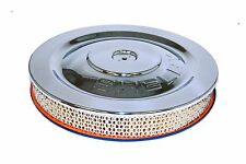 """1964-1973 Ford Mustang - SHELBY 14"""" HiPo Air Cleaner - Chrome - V8 ONLY"""