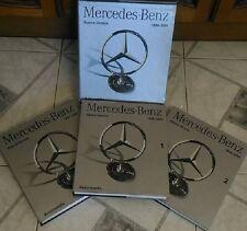 Mercedes-Benz Opera Omnia 1886-2001  di J Lewandowski (3 volumi + cofanetto)