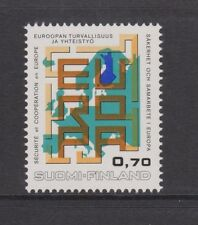 UMM MNH STAMP FINLAND PEACE & SECURITY CONFERENCE 1973 SG 839