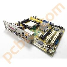 ASUS m2v-tvm/v-m2v890/dp_mb REV 1.00gb Socket am2 SCHEDA MADRE CON BP