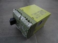 PILZ PNOZ-8 SAFETY RELAY 474760  4.5W SEE PHOTO'S #D878