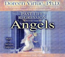 PAST-LIFE REGRESSION WITH THE ANGELS AUDIO CD / DOREEN VIRTUE 9781401904029
