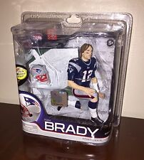 McFarlane Tom Brady NFL 27 Figure New England Patriots