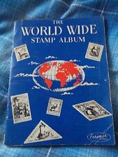 Old Stamp Album 1950-60s