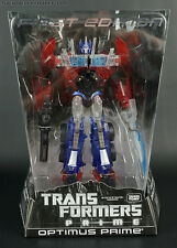 Transformers Prime Clear Optimus Prime (CHUG Generation Henkei RID United)