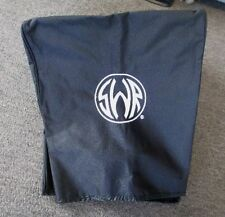SWR WORKINGMANS TWELVE BASS 1 X 12 AMPLIFIER COVER - NEW AND PERFECT - OLD VER.