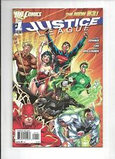 JUSTICE LEAGUE #1 New 52! 1st print & 5th print BATMAN 9.4 NM or better 2011 DC