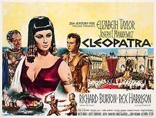 Cleopatra 1963 16mm B&W Trailer Elizabeth Taylor Richard Burton Rex Harrison