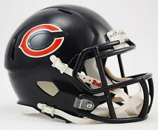 NFL Football Mini Helm Helmet CHICAGO BEARS Speed neu OVP Riddell Footballhelm