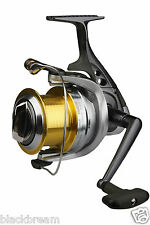 OKUMA DISTANCE DTX-80 FIXED SPOOL REEL CARP SPOD BIG PIT CATFISH BEACHCAST SURF