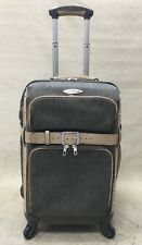 "Samsonite Black Label ""Vintage"" Spinner 22"" Carry On Upright Spinner Suitcase"
