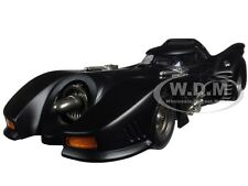 BATMAN RETURNS BATMOBILE 1/18 DIECAST MODEL BY HOTWHEELS CMC96