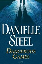 Dangerous Games : A Novel by Danielle Steel (2017, Hardcover)