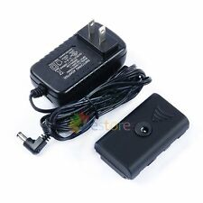 110V/220V AC Power Adapter Video LED For CN-160 CN-126 SONY NP-F550 F970 F750