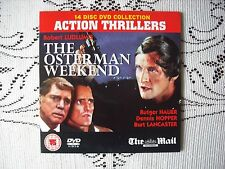 PROMO DVD FILM- SAM PECKINPAHS - THE OSTERMAN WEEKEND (£0.99 - FREE POSTAGE)