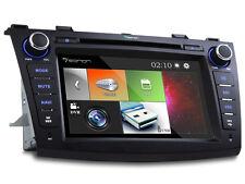 "D5163ZE 8""HD-DVD-Autoradio Eonon Mazda 3 2009-15 GPS Bluetooth NAVI SD USB GPS"