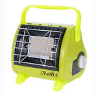 New Nabia Mini Gas Heater Portable Butane Safety SGH-100 Outdoor Camping