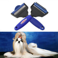 Pet Grooming The Desheddinator Cat Brush Dog Comb Groomer Two & One Tool