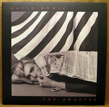 NEW AUDIOPHILE 180 GRAM GLAM ROCK  LP DAVID BOWIE THE GOUSTER, WHO CAN I BE NOW?