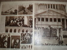 Photo article USA the Inauguration of President Kennedy 1961