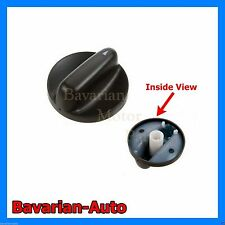 Saab 9-3, 900 Climate Control Knob For Manual Heater Controls