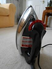Vintage Pomtrex Iron With Six Thermostat Settings, Collector's Item