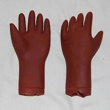 PAIR of Hands - Puppets, Dolls Ventriloquist dummy makers NEW