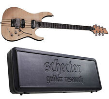 Schecter Banshee Elite 6 FR-S GNAT Gloss Natural Sustainiac NEW + HARD CASE!