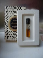 GUERLAIN CHAMADE 1960s UNTOUCHED PARFUM VIAL BEYOND RARE NEW AS GOOD AS MINT BOX