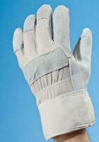 Arbeitshandschuhe Leder (Rindspalt) Industrie Größe 10  versch. Mengen 1012-000