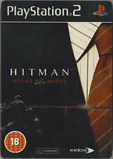 Hitman Blood Money (PS2) [Steelbox] PlayStation2