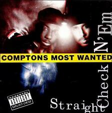 Straight Checkn 'Em by Compton's Most Wanted (CD, Epic (USA)) NEW