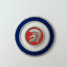 Embroidered RAF Trojan Roundel Mod Target Iron on Sew on Patch Badge